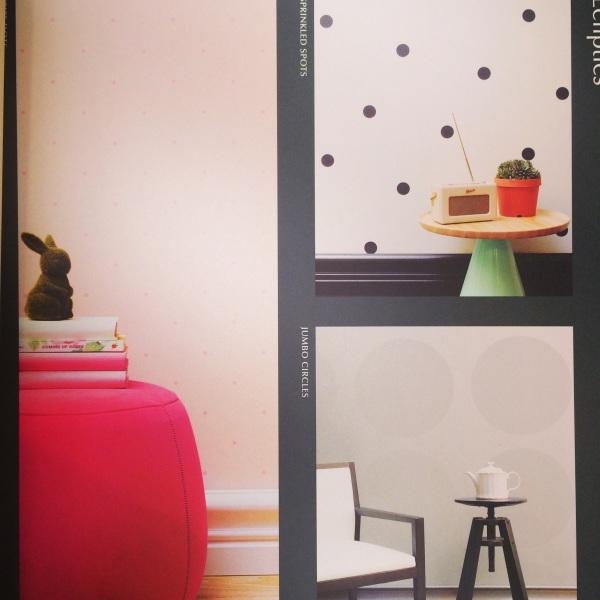 Spot the dots wallpaper