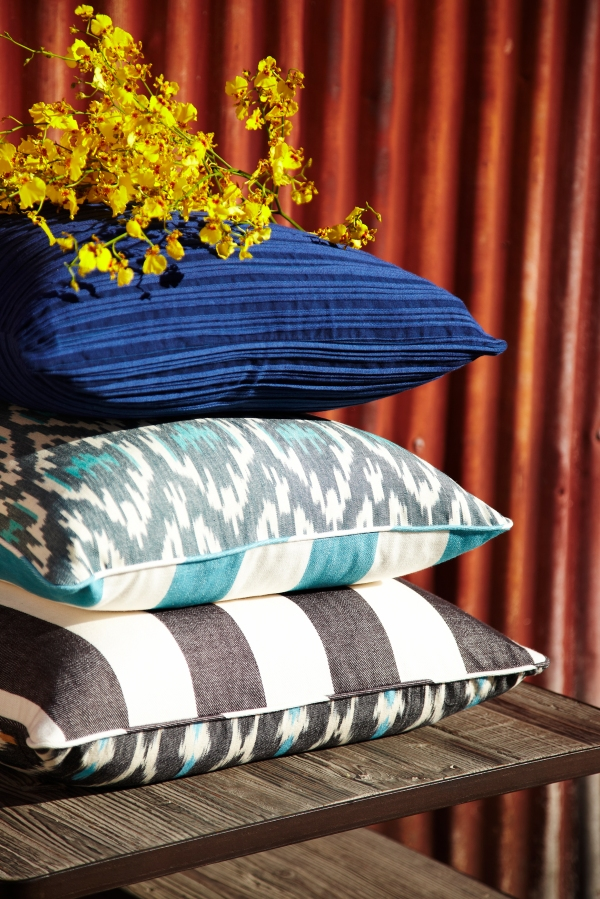 Cushion Stack by No Chintz