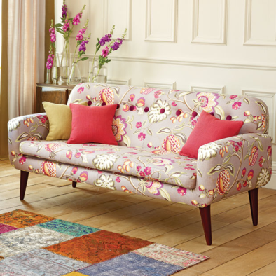 Furniture Upholstery: The Best Fabrics For Sofas & Chairs | Miss ...