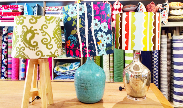 See the Light! Bright ideas for Lamps | Miss Stitched Blog