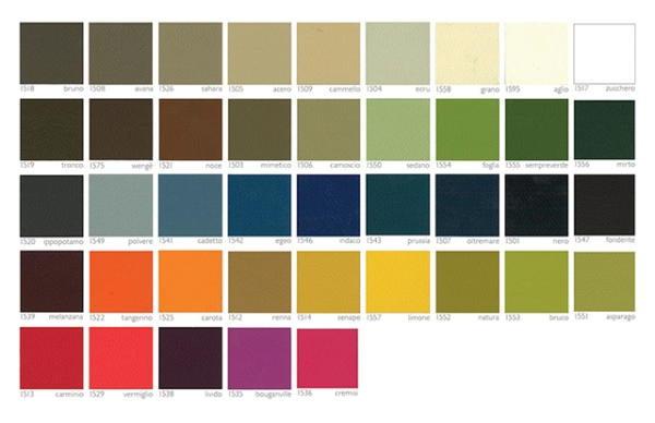 Designers Guild Leather Options
