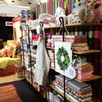 No Chintz Pop Up Shop: Fabrics Galore!