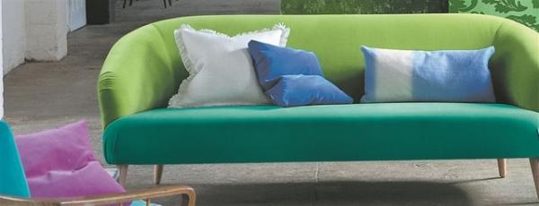 designers Guild Smooth Sofa
