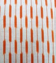 Lomandra in Tangerine.
