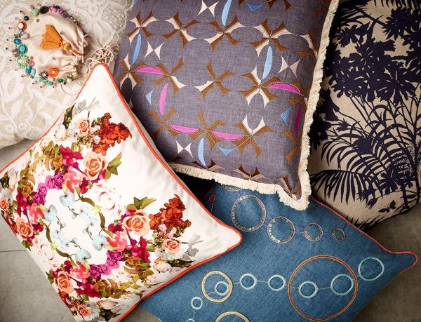 Natalie Atkinson's Vintage Bloom (front left).