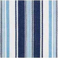 Deck Chair in Denim/Ivory